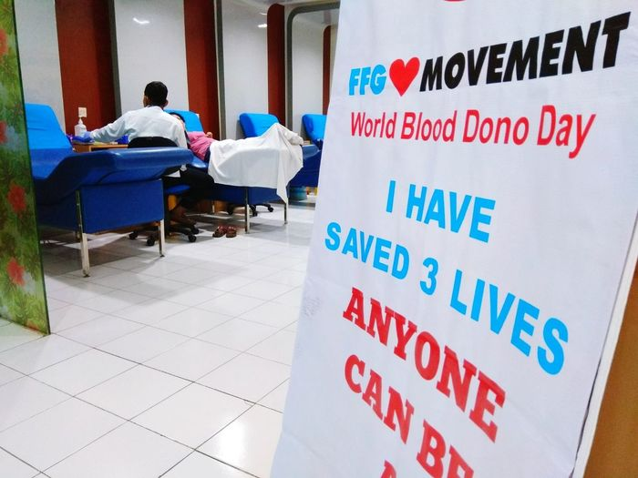 with our blood donor has saved someone's life Donordarah Donor Blöd Save Healthcare And Medicine Women Emergency Room Hospital Ward Emergency Services Occupation Paramedic Medical Procedure Emergency Sign Hospital Gurney