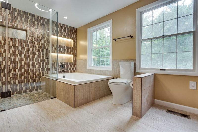 EA Home Design offers a variety of bathroom renovations to assist you in performing a major bath remodeling. Find best bathroom design ideas in Virginia Dream Design Bathroom, Remodel Ideas, Small Bathroom Remodel,
