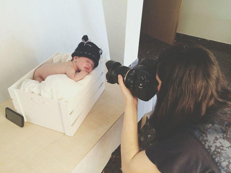 Make in off Portrait Baby Baby ❤ Babygirl Nikonphotography D810 Desdelotrolado SPAIN Portaiture Eye4photography  Portrait Photography