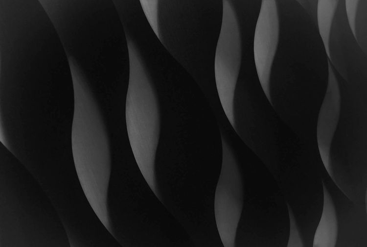Abstract image of wave pattern