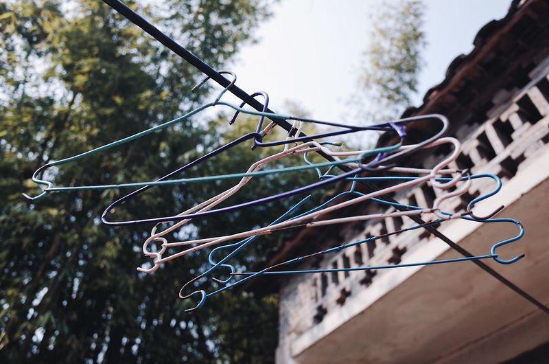 Some old hanger