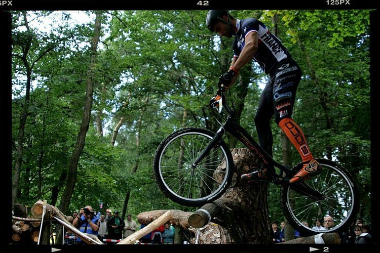 Trial Biketrial Coustellier
