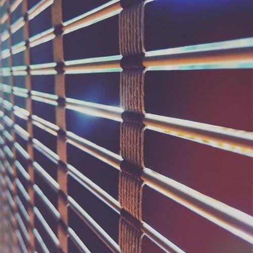 Bambooshades Sunlight_peeking