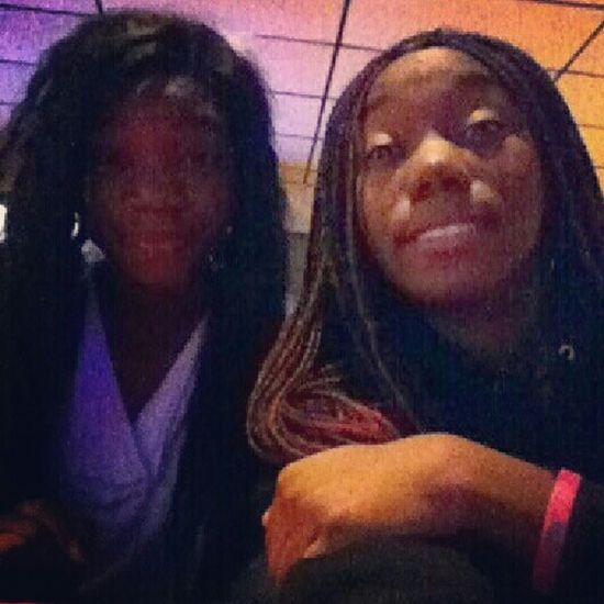 Me And My BestFrann I Love Her Till The Death Of Me!