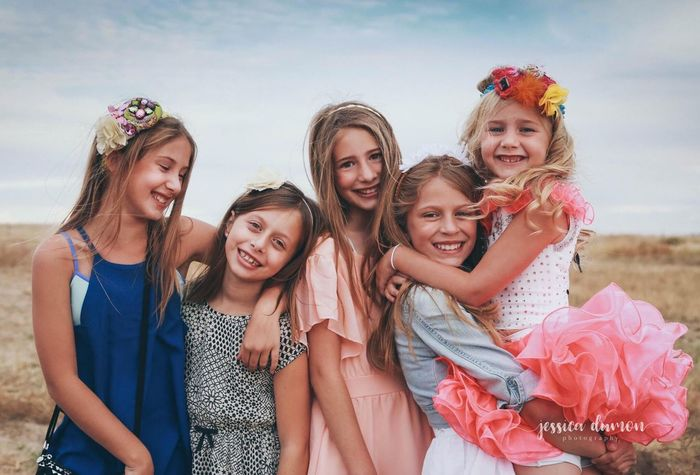 Stay young at heart. Blond Hair Smiling Cheerful Happiness Fun Togetherness Friendship Standing Outdoors Portrait Sky Friends ❤ Laughter Portraits People Canonphotography Canon6d