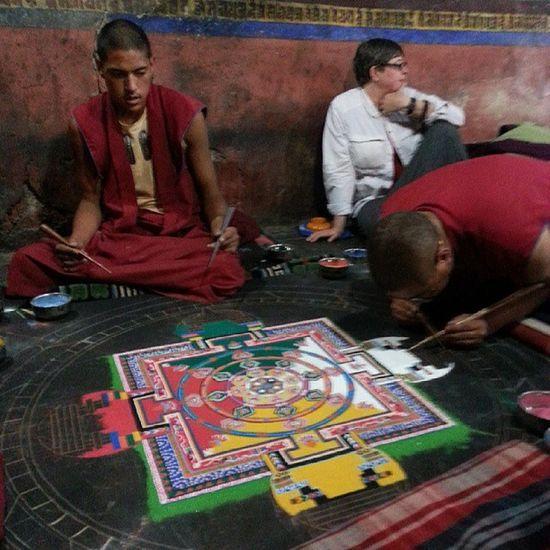 Thiksey Ladakh Gf_india Gf_daily gang_family indiame indiaincredible instagram ig instadaily igers igdaily instacanvas igersmumbai InstaMumbai wu_india worldunion stunning_shots nothingisordinary_ nothingisordinary
