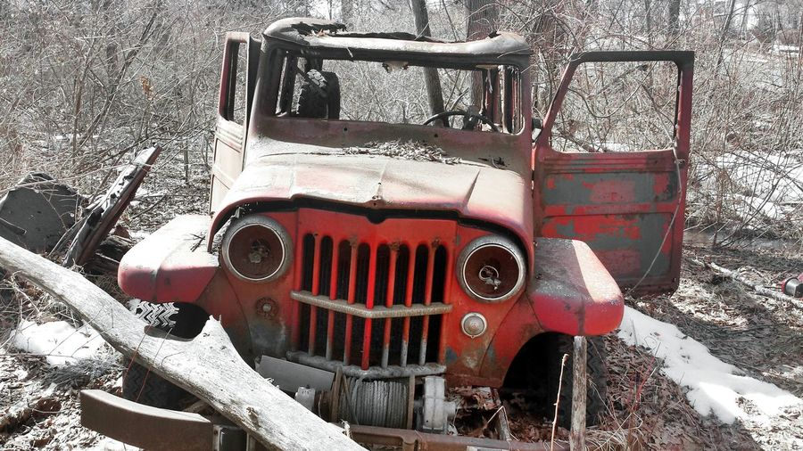 EyeEm New Jersey Hello World Notes From The Underground EyeEm Best Shots EyeEm Best Edits Urban Decay Rusty Beauty Of Decay Car Old Car