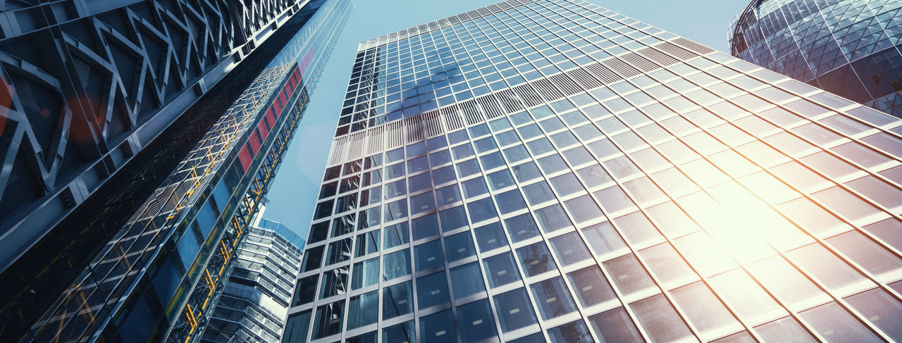 Office Building Exterior Built Structure Architecture Building Exterior Building City Office Modern Skyscraper Low Angle View Glass - Material Reflection Sky Tall - High Nature No People Day Sunlight Business Tower Outdoors Financial District  London