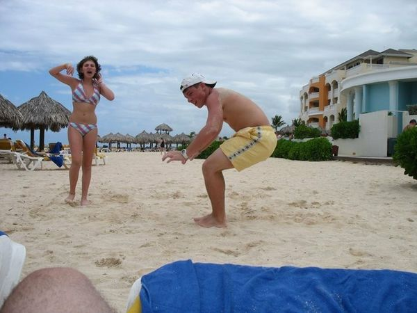 The Amazing Human Body Landing Post Handstand Handstand  My Oldest Brother And I  Jamaica