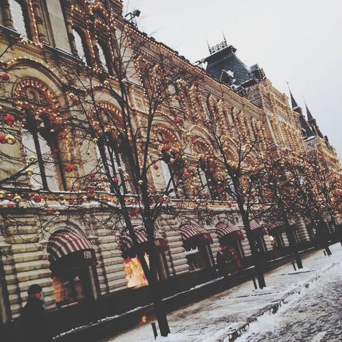 Hello World...RUssia, Moscow, Red Square