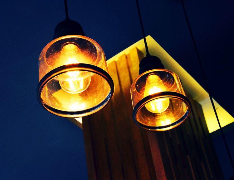 Lightbulb Light Lights Light And Dark