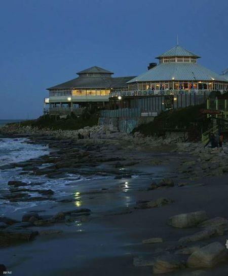 Complejo Wikiki. Punta Mogotes. Mar del Plata. Restó Bar Mar Del Plata Argentina Atardecer Argentinean Beach