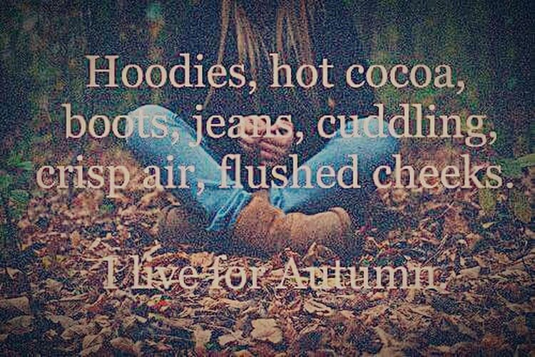 The days get shorter, the nights longer. One of my favorite times of the year. Fall2015 Cuddlebuddy HotChocolate :)  Cozy Moments Fall In Love Football Season Scarymovies Fall Colors