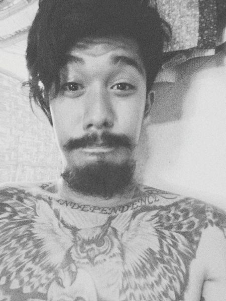 Beard Beardmovement Mustache Burma Tattoo ❤ Tattoo Man My Tattoo