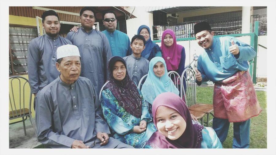 Selamat Hari Raya Aidilfitri Family Eid Mubarak Maaf Zahir Dan Batin
