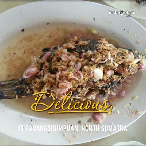 Repost coz Itssodelicious Holatikanmas Kulinersidimpuan alfanova wnehometown