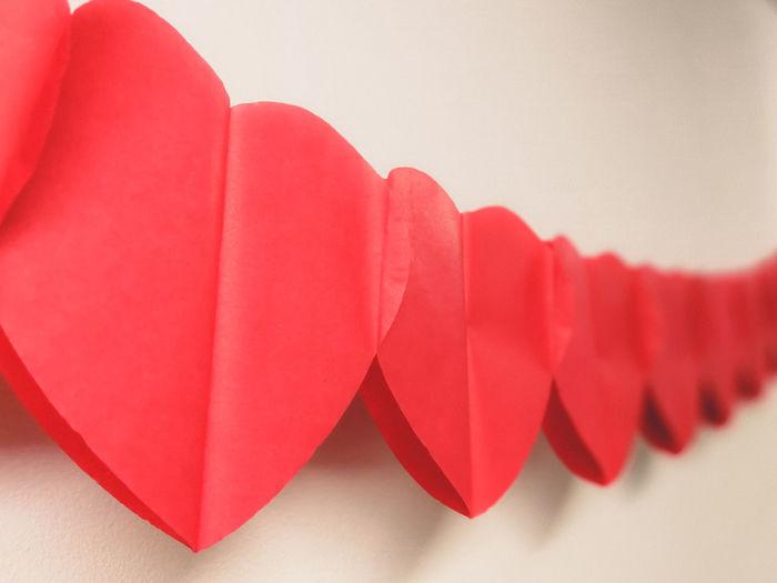 หัวใจ Love Lovely DIY Backgrounds Wallpaper Red Shape Heart Shape Love No People Valentine's Day - Holiday Indoors  Close-up Day