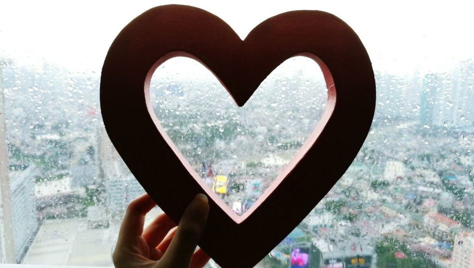 Heart Shape Love Shape Human Body Part Valentine's Day - Holiday Romance People One Person Holding Human Hand Indoors  Adult Adults Only Close-up Day