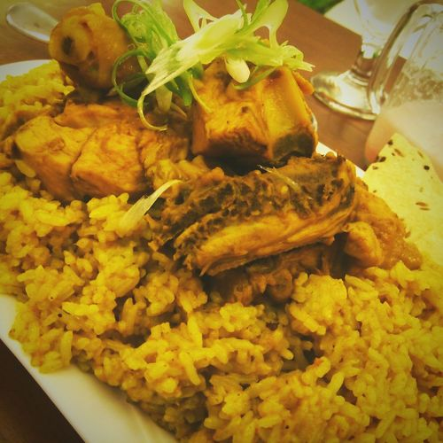 Chicken Briyani First Eyeem Photo