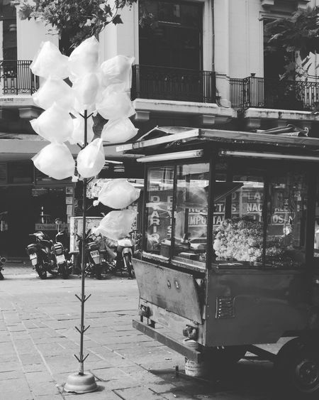 Cotoncandy Candy Outdoors Streetphotography Blackandwhite Blackandwhite Photography Mardelplata Mar Del Plata Argentina