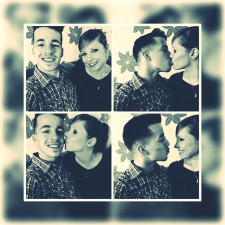Love Couple Together You And Me You Make Me Happy  I Love You ! The Best ❤ Best Boyfriend Ever  Nice Kiss Happy Cute