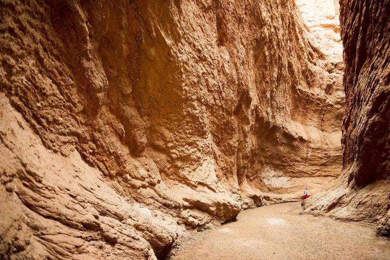 Rock Formation In Xinjiang