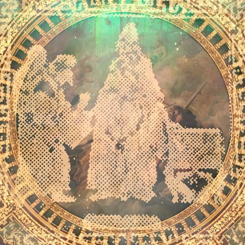 Alchemy Alchemy Alchimia Alchimie Ermetetrismegisto Hipstamatic HipstaOfTheDay Metafora Palazzo Grassi Sigmar Polke