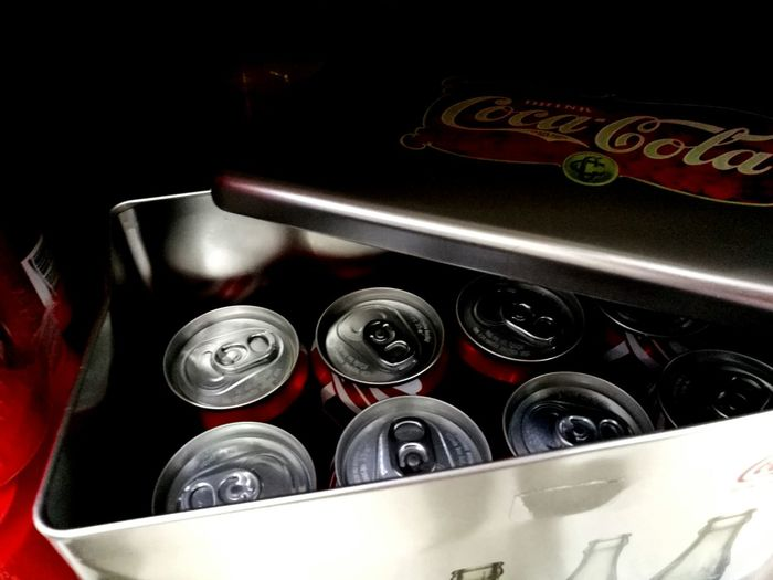 Coke every where First Eyeem Photo
