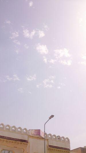Cobalt Blue By Motorola Blue Sky Sunny Day