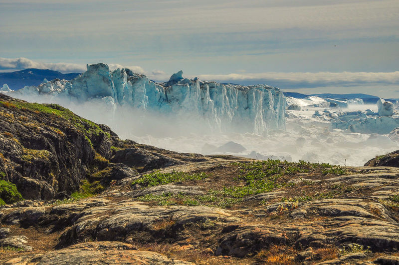 Beauty In Nature Greenland Iceberg Landscape Nature No People Outdoors Scenics