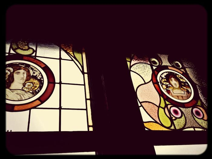 Window Glass Stained Glass Victorian