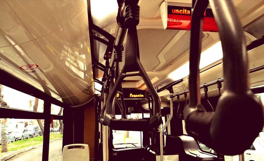 Rome bus Bus