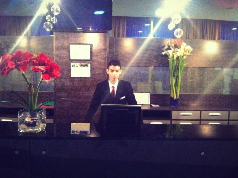 Reception hotel Reception Hall Solazur