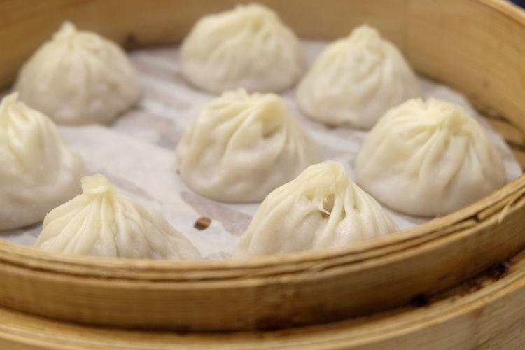 Close-up Food Food And Drink Foodphotography Foodporn Fujifilm Fujifilm X-E2 Fujifilm_xseries Juicy Pork Dumplings Soup Dumplings Taipei Taiwan グルメ ジューシー 台北 台湾 台湾料理 台湾旅行 小籠包 海外旅行 肉汁 金品茶樓
