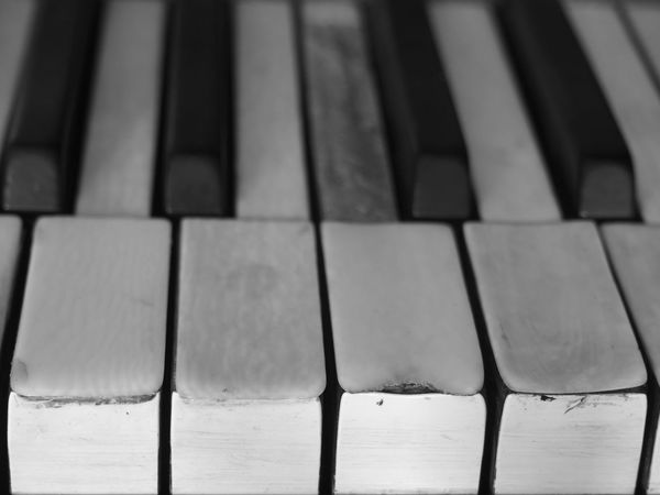 Old piano 1905 details Keys Lines Music Piano Black And White Blackandwhite Close-up Day Detail Fullframe Indoors  Monochrome Musical Instrument No People Old Piano Pattern Piano Key Vintage