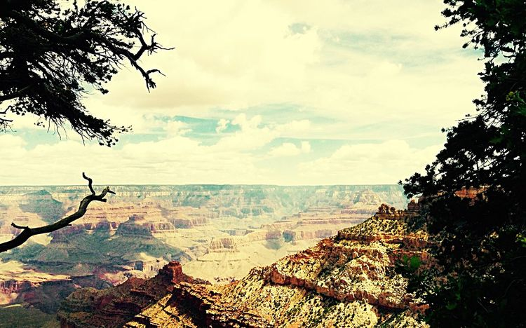 Le Grand canyon toujours au USA