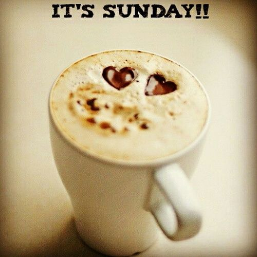 Coffee Relax MindFresh NoJobNoStress HAPPY SUNDAY ?? Let's prepare yourself to PRAISE the Lord ???