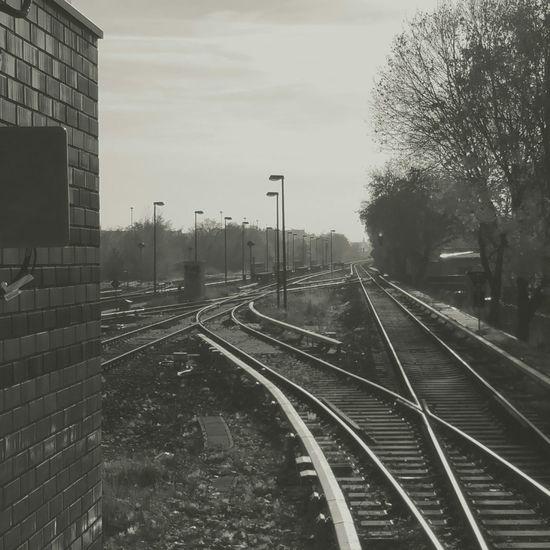 Myfuckingberlin Railways_of_our_world Monochrome Monochrome Monday Berliner Ansichten