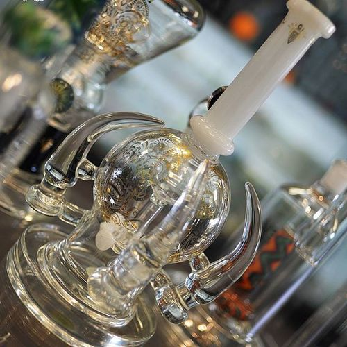 RAD Dabrig Rig Bong Cannabis Highlife Weed Smokesome Glassart Glasswork Glass 710 420
