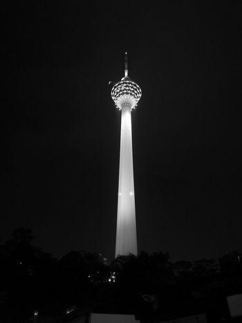 Kuala Lumpur Tower Malaysia Nightphotography Night Photography Huawei P9 Plus Leica Lens