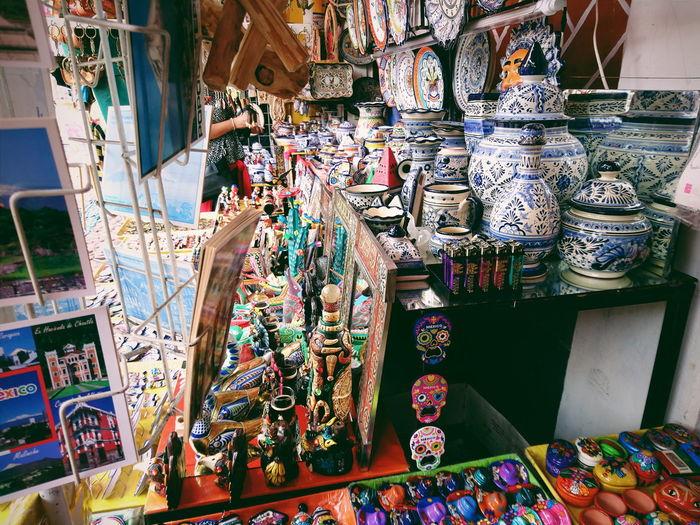 Colour Of Life Mexico Puebla Puebla México Color Crafts Artesanias