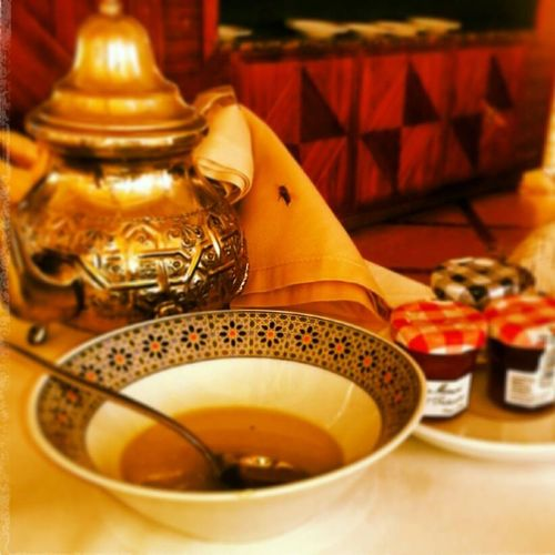 Bee Close-up Gold Colored Honey Indoors  Moroccan Style Moroccan Tea No People Tea Tea Time That's Me Thé à La Menthe