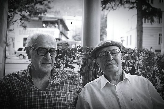 Portrait Old Men Friends Old Friends Street Photography Black And White Monochrome Check This Out Fujifilm Streetphotography B&w Black And White Photography Portrait Photography Portrait Of People Real People EyeEm Best Shots Outdoors Check This Out Tbilisi People Together Photography Men Monochrome Photography People And Places Uniqueness This Is Aging