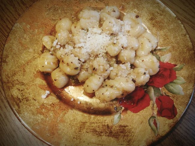 Gnocchi Di Patate Eat Eat And Eat Lunch Time! Goodlunch Mylunch♡ Mylunch  Fine