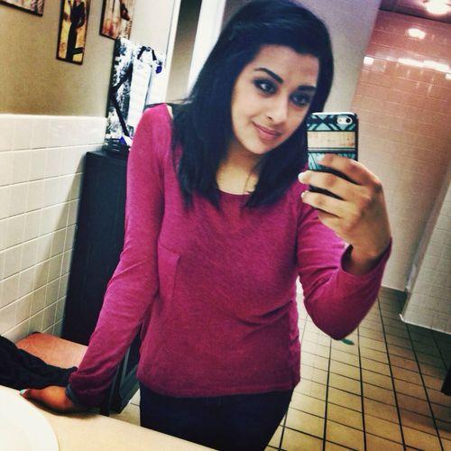 Just me :) Puerto Rican Palestinian Arab Selfie