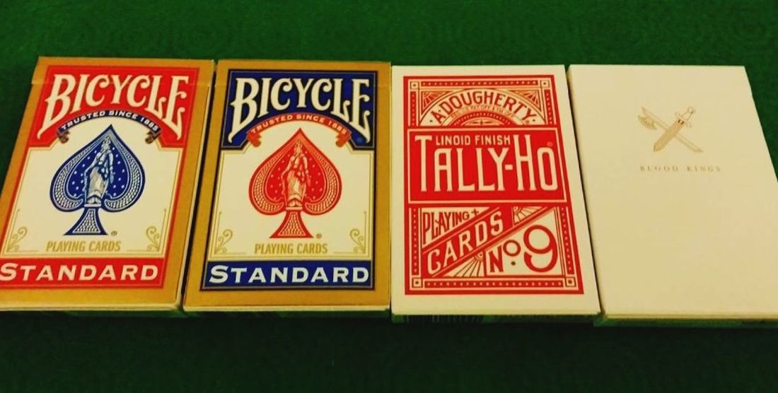 Card's Decks Picoftheday Decks #cards #bicycle #magic No People Day Indoors  Close-up First Eyeem Photo