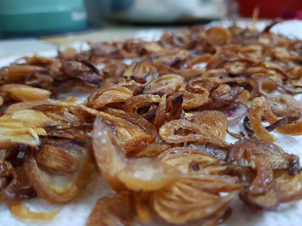 Fried red small onion #Homemade #foodporn #foodphotography #closeup #penang SamsungS8Plus Samsungphotography Penang EyeEm Selects Food Stories Close-up Food Indoors  No People Freshness Food And Drink Seafood Ready-to-eat Day EyeEmNewHere