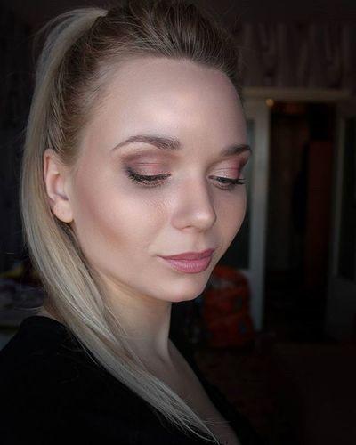 беларусь блондинка Природа весна макияж  Belarus Nature Spring Girl Makeup