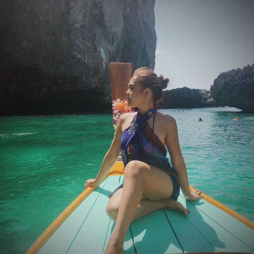 Island Girl 🏖🏝 WhenInThailand GirlsLikeUs Iphonephotography