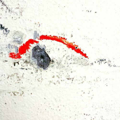 Paint Decay Accidental Art Unintentional Art Sheffield Abstract Wall Accidentalart Unintentionalart